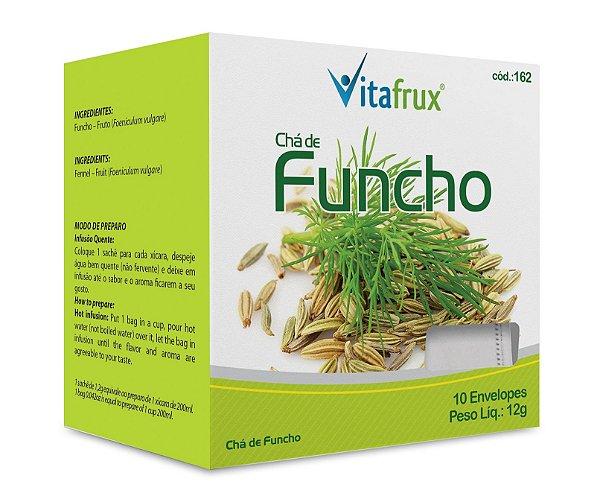 Chá de Funcho - Vitafrux - 10 Sachês