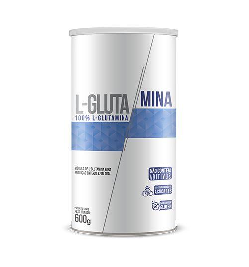 L-Glutamina - CháMais - 600g