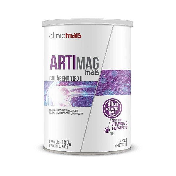 Artimag sabor Neutro - Solúvel - 150g - Amais