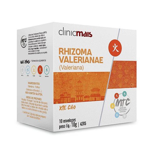 MTC Rhizoma Valerianae - Valeriana - Xie Cao - ClinicMais