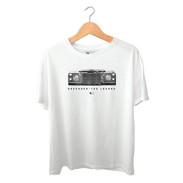 Camiseta Legend Branca