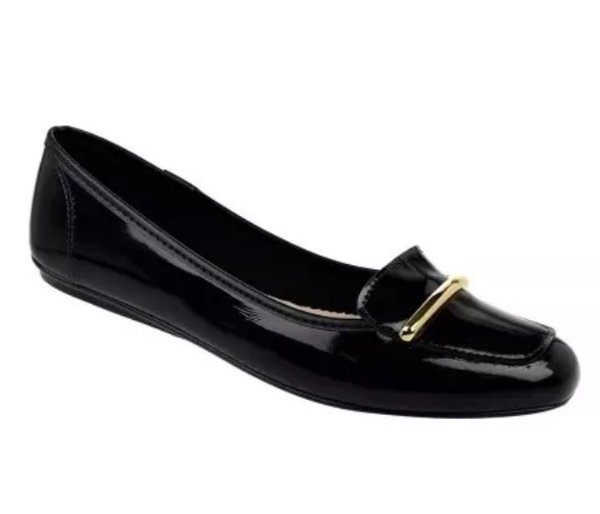 6ed52b820 Sapato Mocassim Conforto Feminino Beira Rio - Alencar Calçados e Bolsas