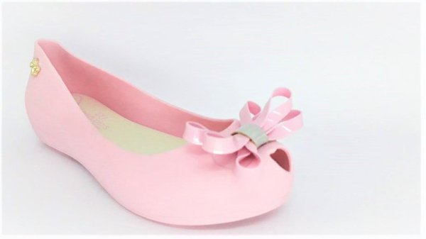 Sapatilha Infantil World Colors Anita Kids Rosa/nude 59021