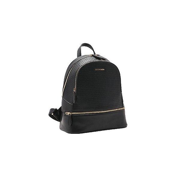 Bolsa Mochila Casual Chic Mini Tresse Chenson 8483136