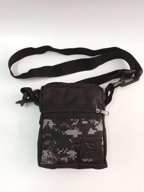 Should Bag Cisco Camo Cinza / Preto