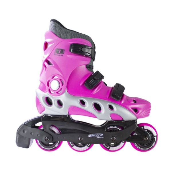 Patins Traxart Spectro Rosa
