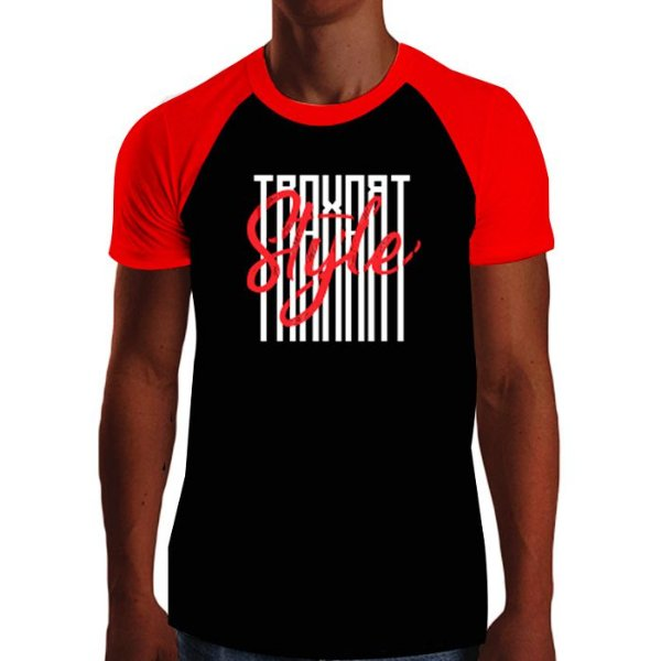 Camiseta Traxart Raglan DT 220