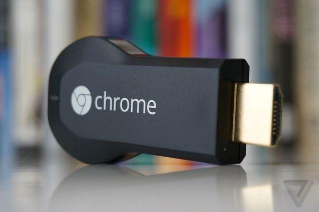 Google Chromecast Hdmi 1080p Hdtv- Pronta Entrega - Lacrado
