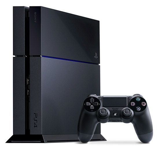 Playstation 4 Sony 500gb Bivolt Bluray Play4 Pronta Entrega