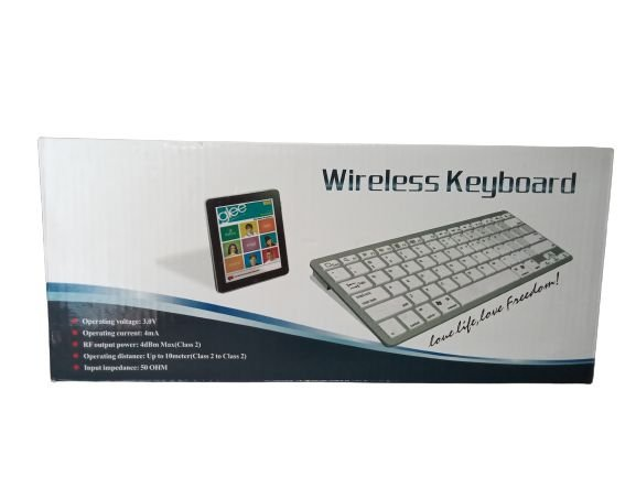 Teclado Wireless -bluetooth Keyboard – Mod. TC – 501