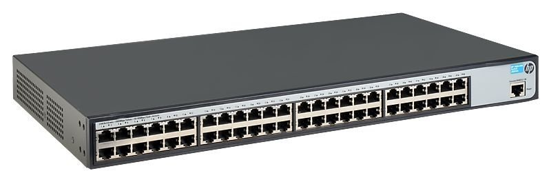 Switch HP 1620-48 Portas Gigabit Gerenciável JG914A