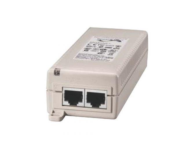Injetor POE HPE Aruba PD-3501G-AC 1 porta 802.3af - JW627A