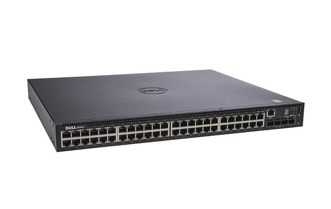 Switch Dell N1548P 48G PoE 4SFP+ 210-ASNB