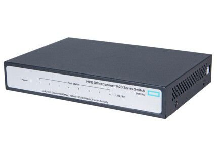 Switch HP 1420-8 Gigabit Portas JH329A