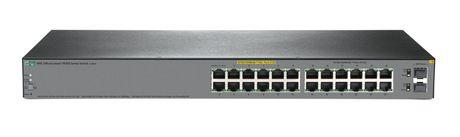 Switch HP 1920S-24 Portas POE 2SFP (Substituto do JG925A) JL384A