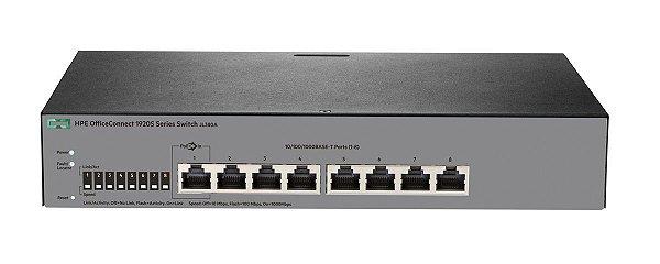 Switch HP 1920S-8 Portas L3 Gigabit (2 Portas SFP) JL380A