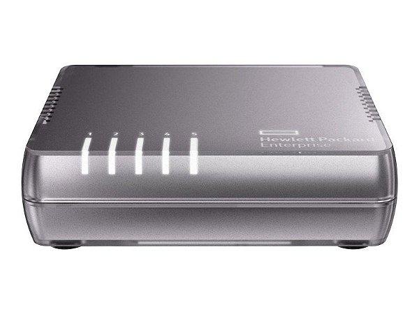 Switch HP 1405-5 Portas Gigabit V3 JH407A