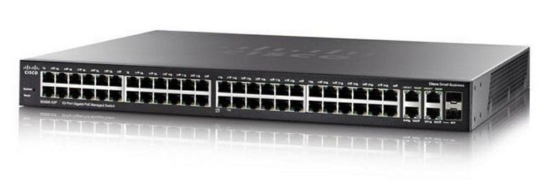 Switch Cisco 52 Portas Gigabit SG350-52
