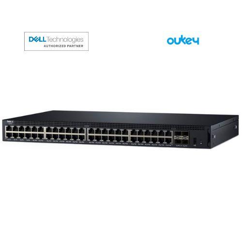 Switch Dell X1052 48 Portas Gigabit X-Series 210-ADPN