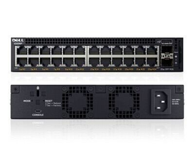 Switch Dell X1026P 24 Portas Gigabit PoE 2SFP X-Series 210-ADPM