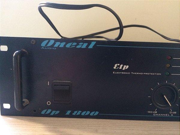 Amplificador Oneal OP 1800 (Usado)
