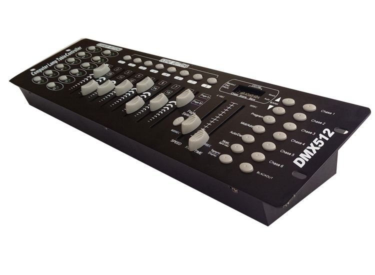 Mesa Controladora DMX-512 LK 192