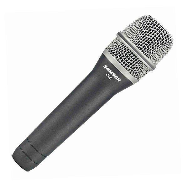 Microfone Condensador SAMSON C05 c/Cabo
