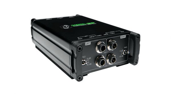 Direct Box MACKIE MDB-2P Passivo Stereo