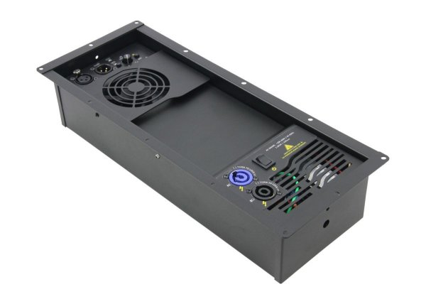 Amplificador De Potência NEXT PRO M2.5 SUB - 2500 WRMS - Bivolt
