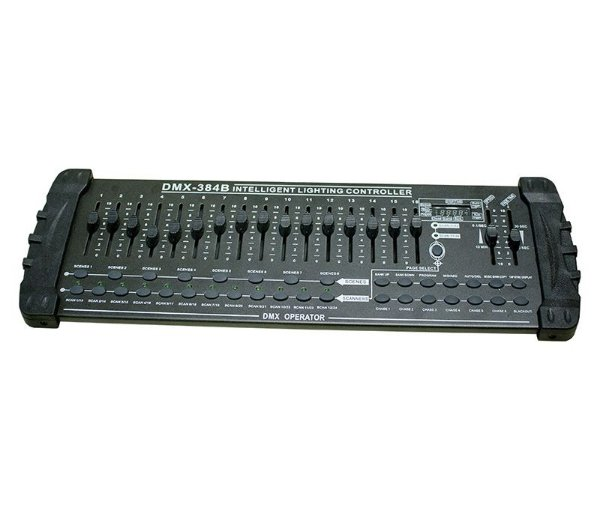 Mesa Controladora DMX-384B