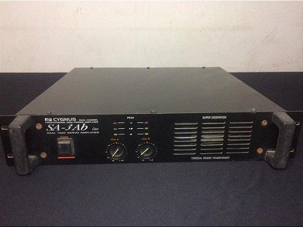Amplificador Cygnus Sa 3ab - 780wrms