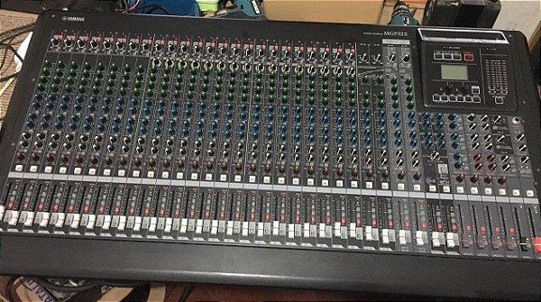 Mesa De Som 32 Canais Com D-PRE Mgp 32X - Yamaha