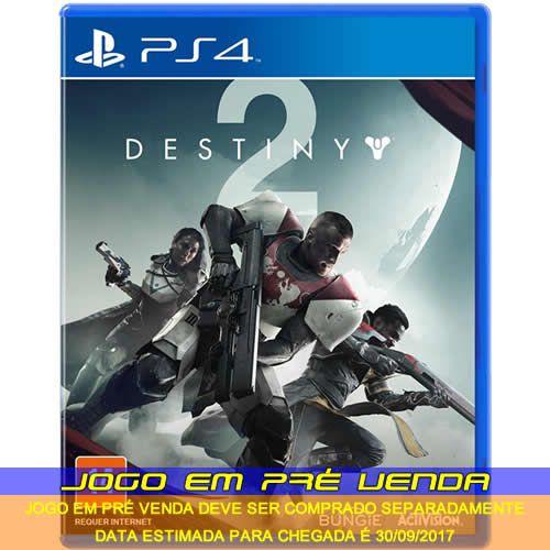 Destiny 2 - PS4 (PRÉ-VENDA)*