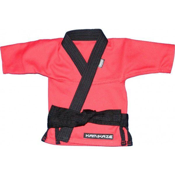Kimono Recém Nascido KMZ Vermelho