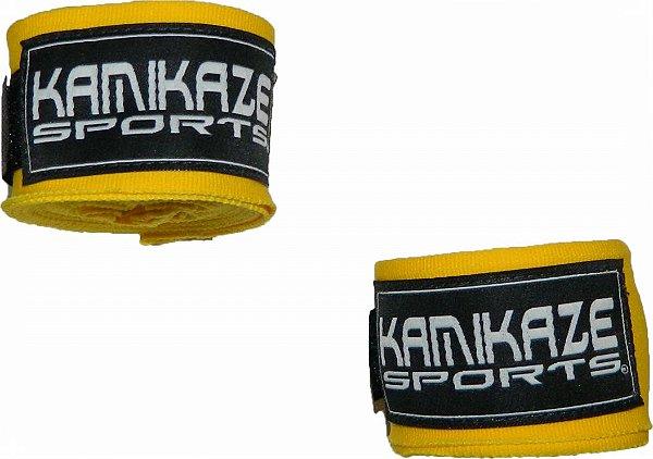 Bandagem 3 metros Amarela Kamikaze