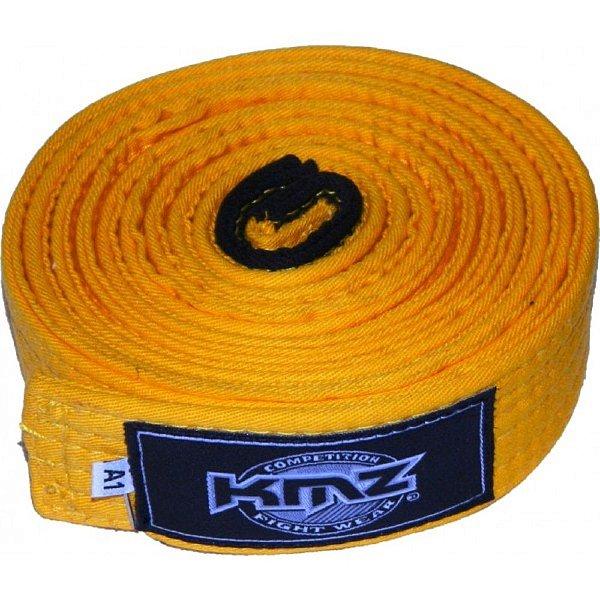 Faixa KMZ Amarela com Ponteira