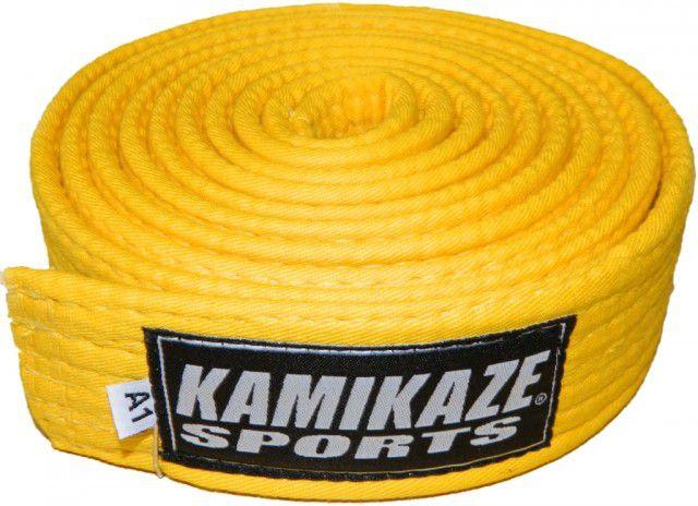 Faixa Kamikaze Sports Amarela