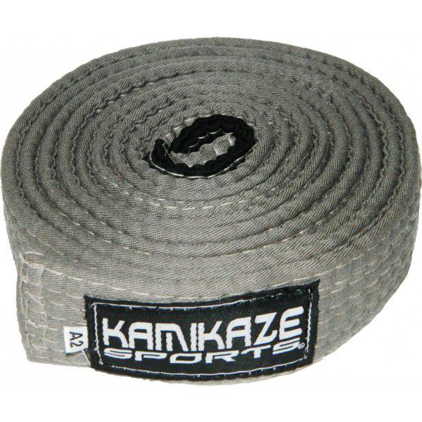 Faixa Kamikaze Cinza com Ponteira