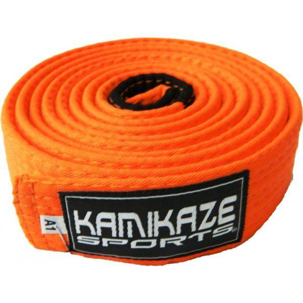 Faixa Kamikaze Sports laranja c/ponteira