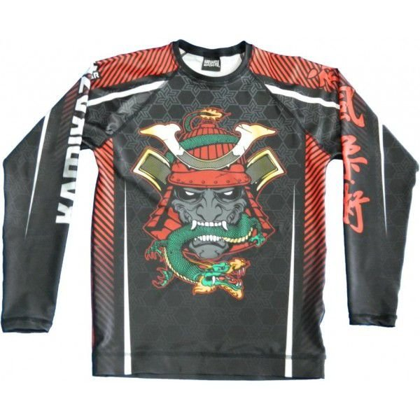Rash Guard Samurai Serpente