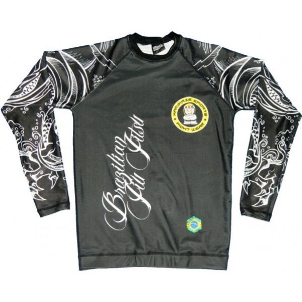 Rash Guard Dark