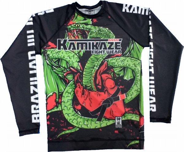Rash Guard Serpente