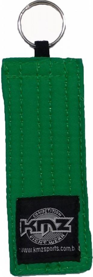 Chaveiro de Faixa Verde