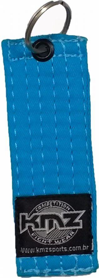 Chaveiro de Faixa Azul Claro
