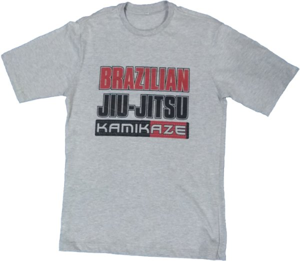 Camiseta Brazilian Jiu Jitsu kamikaze