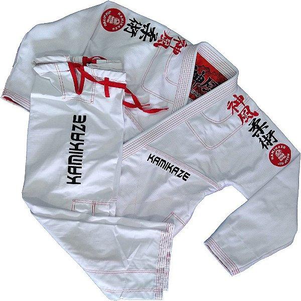 kimono k2 18 Branco