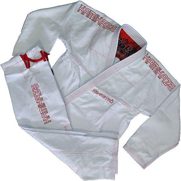 Kimono K2 Retrô Branco