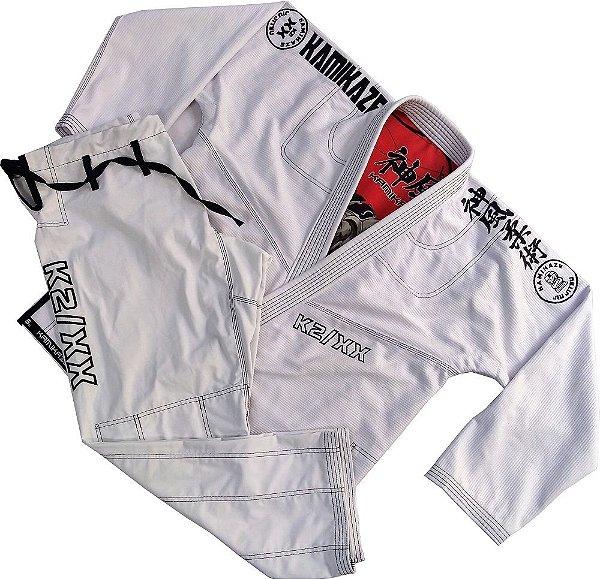 Kimono K2 XX Branco