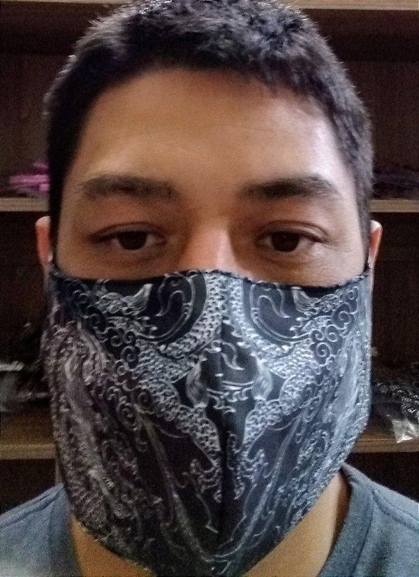 Máscara Dragão