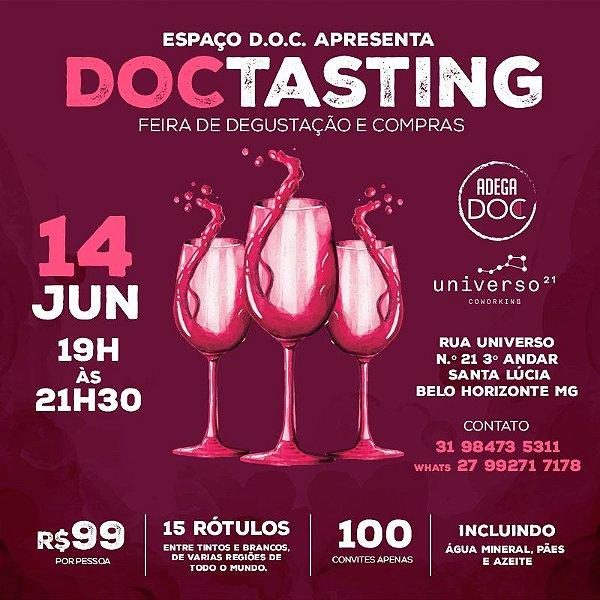 DOC Tasting Belo Horizonte